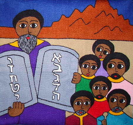 Moses & 10 Commandments